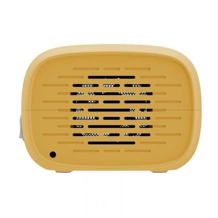baseus warm little white fan heater (eu) yellow - baseus 6953156210752 3 1
