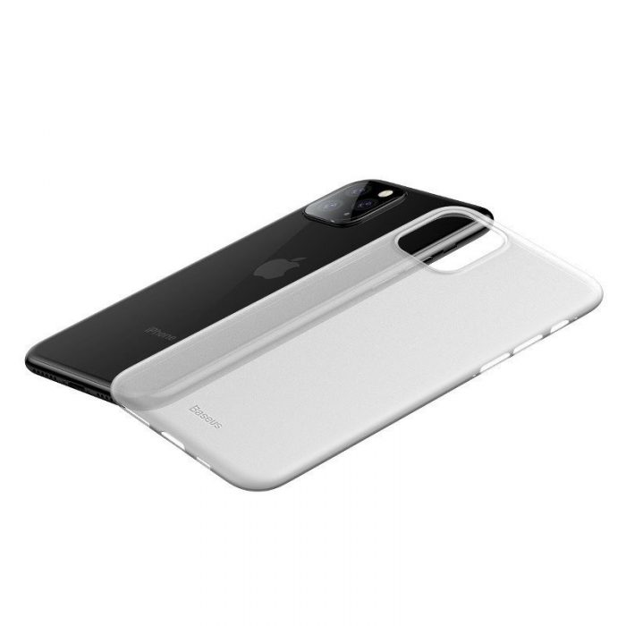 baseus wing case for ip11 pro max 6.5 white - baseus 6953156211162 1
