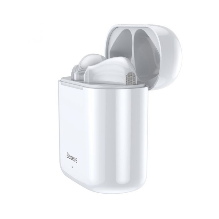 baseus encok wireless earphones w09 tws bluetooth 5.0 white - baseus 6953156214088 3