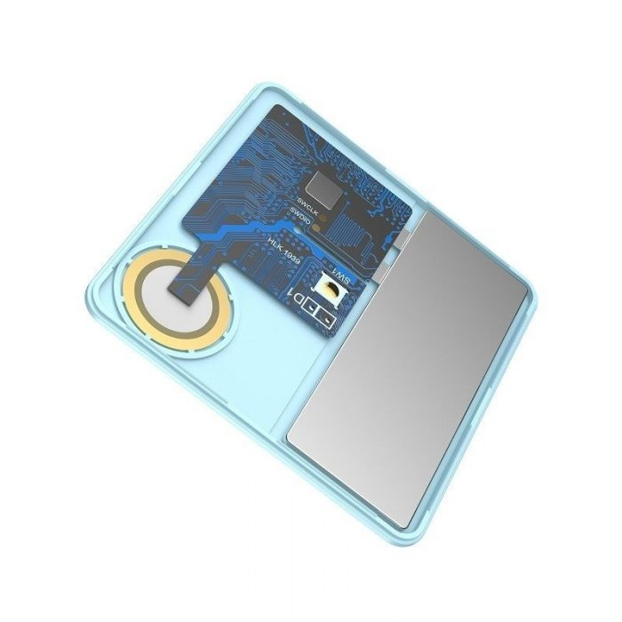 baseus intelligent t1 cardtype anti-loss device blue - baseus 6953156214910 1 1