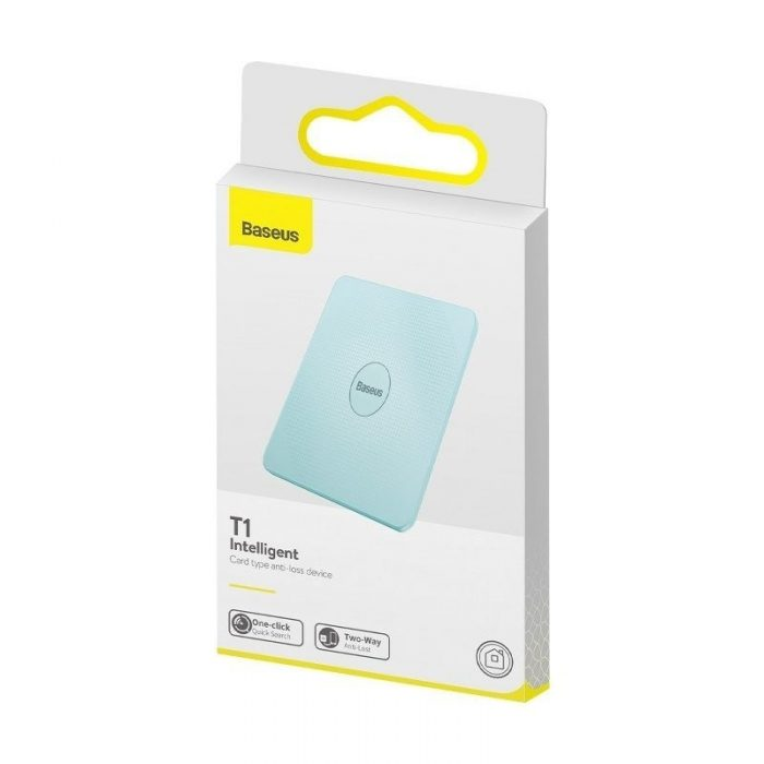 baseus intelligent t1 cardtype anti-loss device blue - baseus 6953156214910 6 1