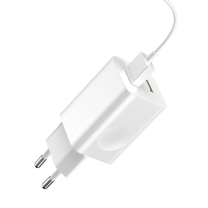 baseus quick charge 3.0 travel wall charger - baseus 6953156272446 3