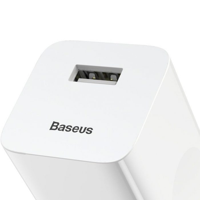 baseus quick charge 3.0 travel wall charger - baseus 6953156272446 5