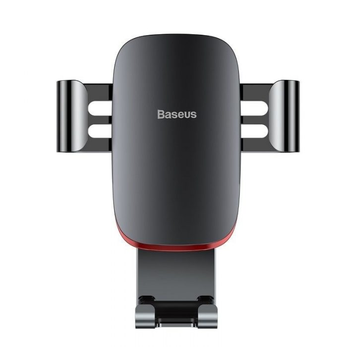 Baseus Gravity Air Vent Car Mount Gray - BASEUS 6953156276253 1 1