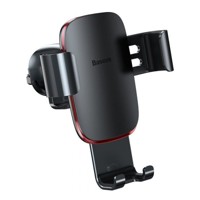 Baseus Gravity Air Vent Car Mount Gray - BASEUS 6953156276253 2 1