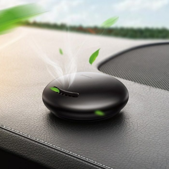 baseus smile vehicle-mounted aroma diffuser black - baseus 6953156297340 5 1