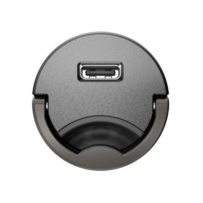 baseus tiny star mini pps quick charger suit (type-c to ip 18w cable 1m) gray - baseus 6953156297944 4