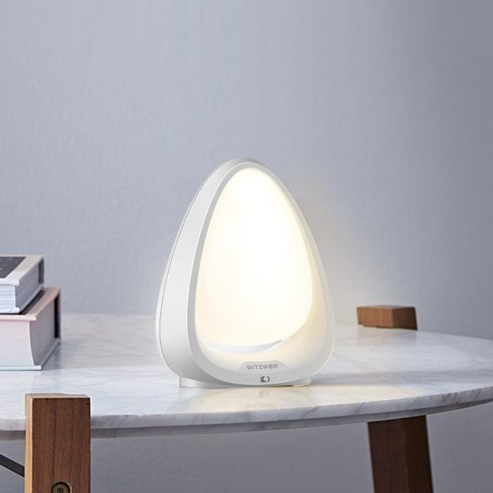 blitzwolf bw-lt9 night lamp white - blitzwolf 5907489600149 2 1