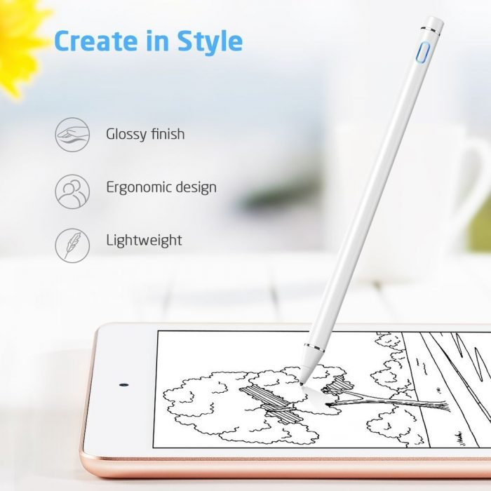 esr digital stylus pen white - esr 4894240075661 12 1
