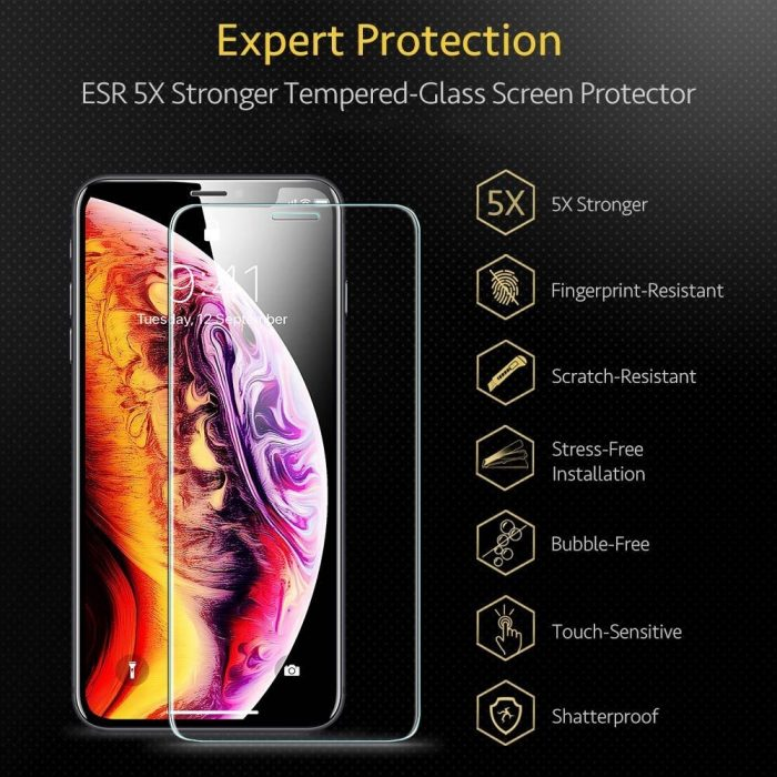 ESR Screen Shield Apple iPhone 11 Clear - ESR 4894240085097 2