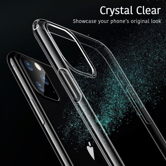 esr essential apple iphone 11 clear - esr 4894240091944 7