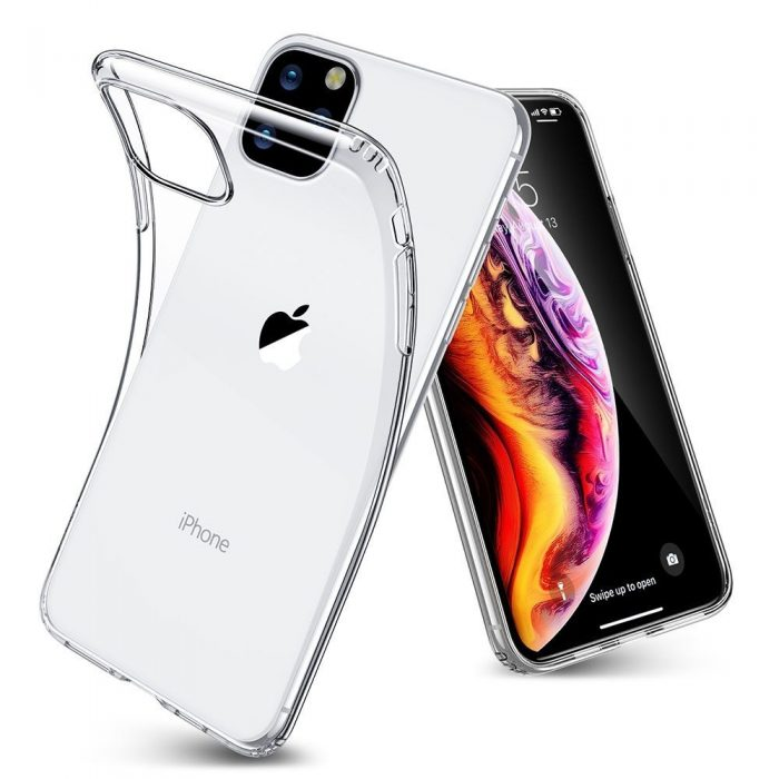 esr essential apple iphone 11 clear - esr 4894240091944