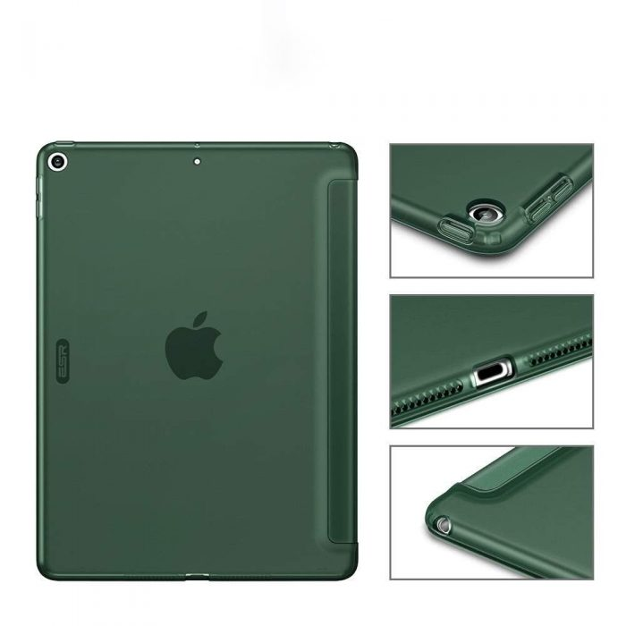 esr rebound apple ipad 10.2 2019 pine green - esr 4894240096659 7