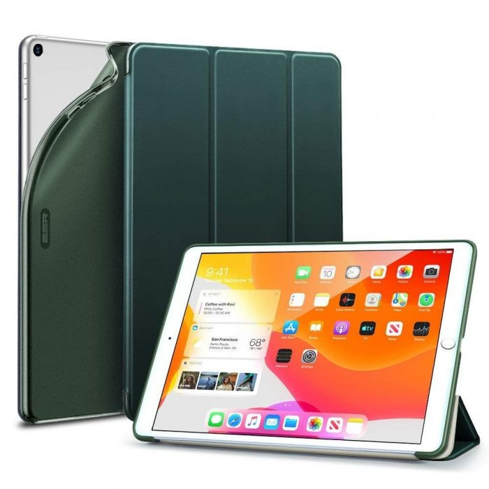 esr rebound apple ipad 10.2 2019 pine green - esr 4894240096659
