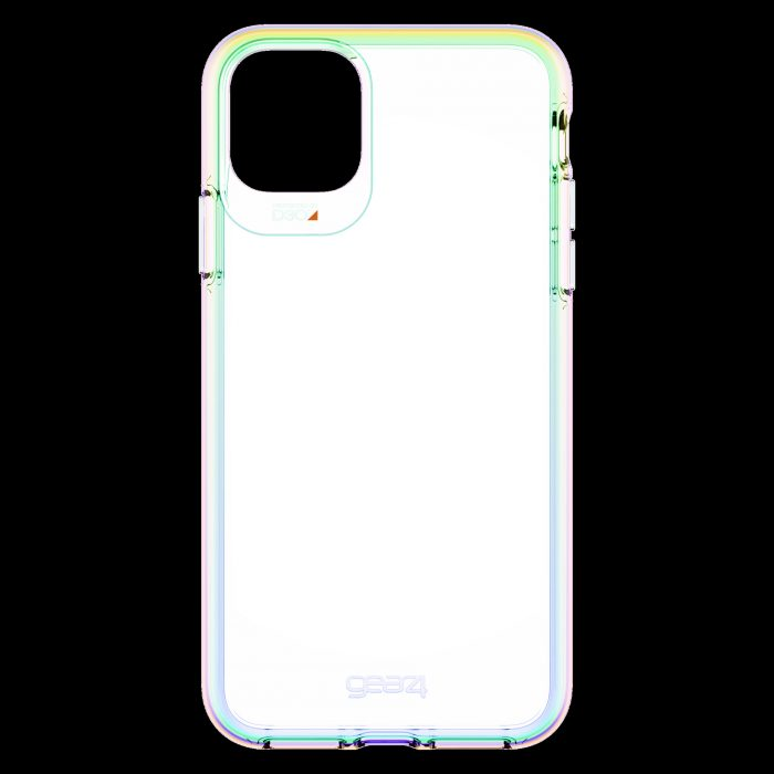 gear4 d3o crystal palace apple iphone 11 pro max (iridescent) - gear4 840056100916 2