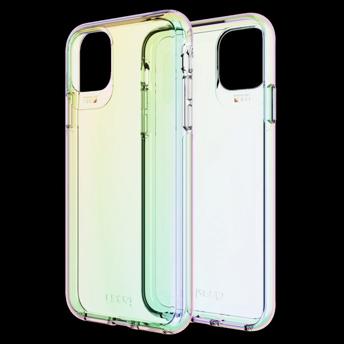 gear4 d3o crystal palace apple iphone 11 pro max (iridescent) - gear4 840056100916
