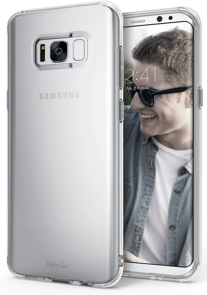 ringke air samsung galaxy s8 plus crystal view - ringke 8809525017768 7
