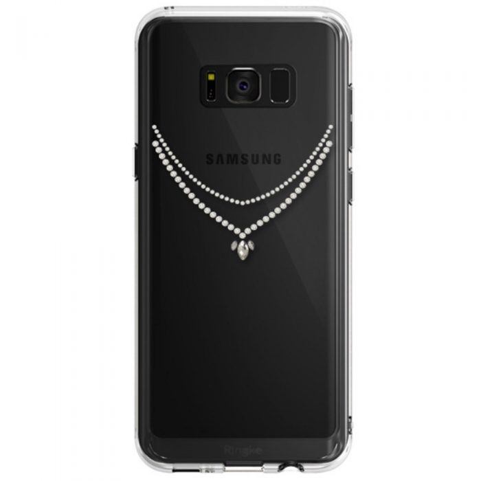 ringke noble crystal necklace galaxy s8 plus - ringke 8809525019922 7