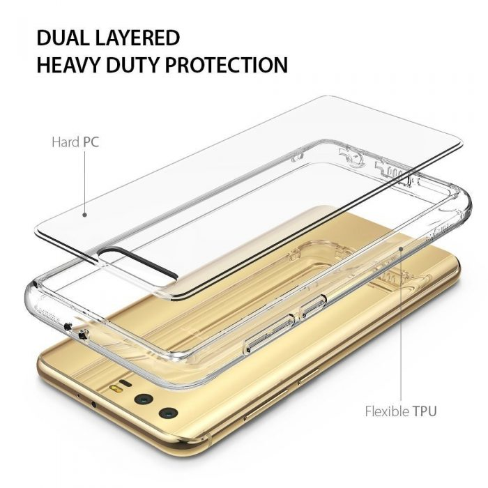 ringke fusion huawei honor 9 rose gold - ringke 8809550343245 1 1