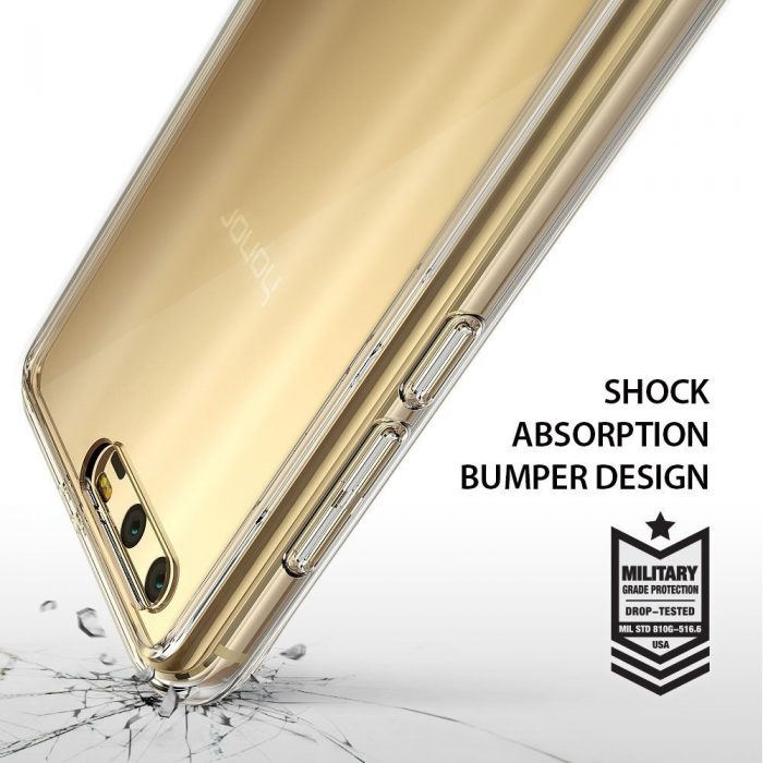 ringke fusion huawei honor 9 rose gold - ringke 8809550343245 3 1