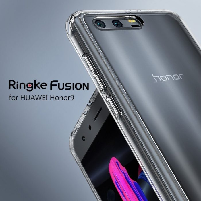 ringke fusion huawei honor 9 rose gold - ringke 8809550343245 5 1