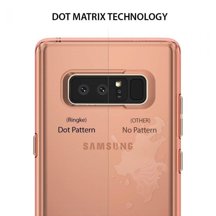ringke air samsung galaxy note 8 rose gold - ringke 8809550344358 2 1