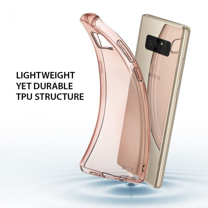 ringke air samsung galaxy note 8 rose gold - ringke 8809550344358 3 1