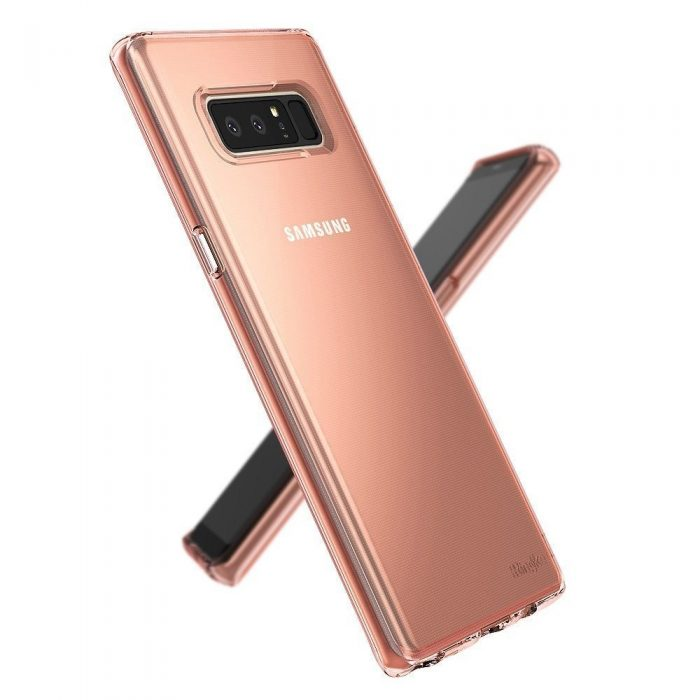 ringke air samsung galaxy note 8 rose gold - ringke 8809550344358 5 1