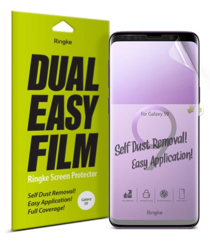 ringke dual easy full cover samsung galaxy s9 case friendly - ringke 8809628564176 9