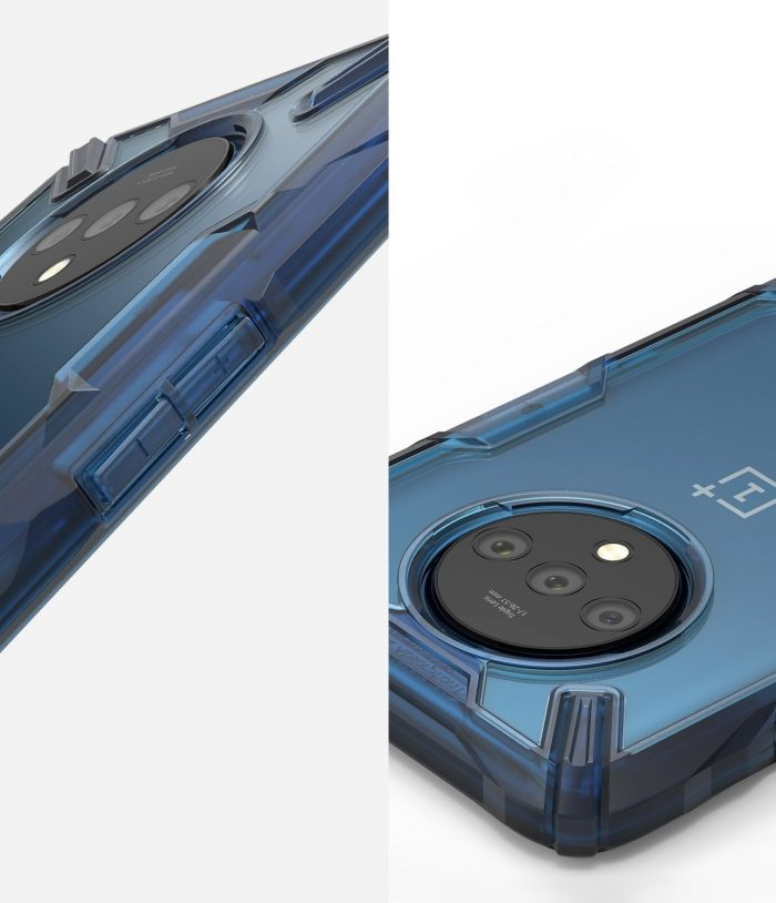 ringke fusion-x oneplus 7t space blue - ringke 8809688895227 2
