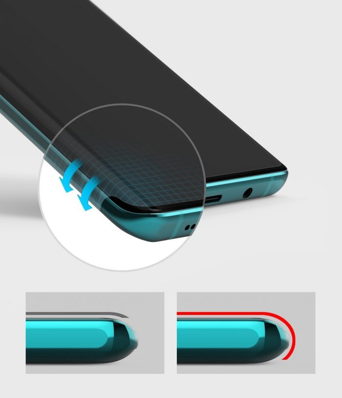 ringke dual easy wing full cover xiaomi mi note 10/note 10 pro [2 pack] - ringke 8809688896736 8