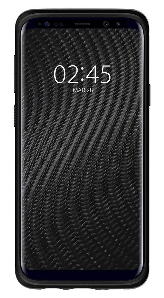 spigen rugged armor samsung galaxy s9 plus black - spigen 8809565306044 2