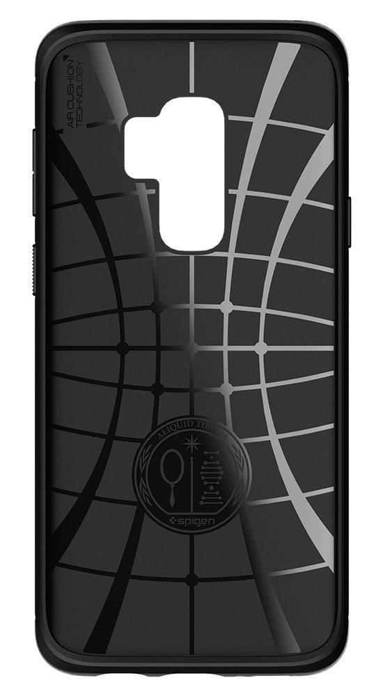 spigen rugged armor samsung galaxy s9 plus black - spigen 8809565306044 7