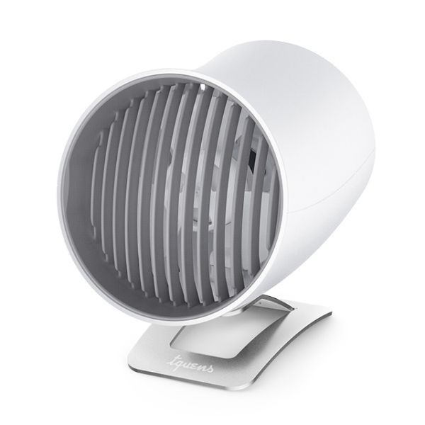 spigen tquens h911 desk fan white - spigen 8809606429589