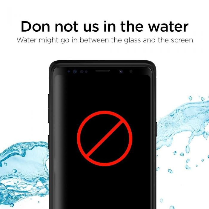 spigen glas.tr case friendly galaxy note 9 black - spigen 8809613760583 8 1