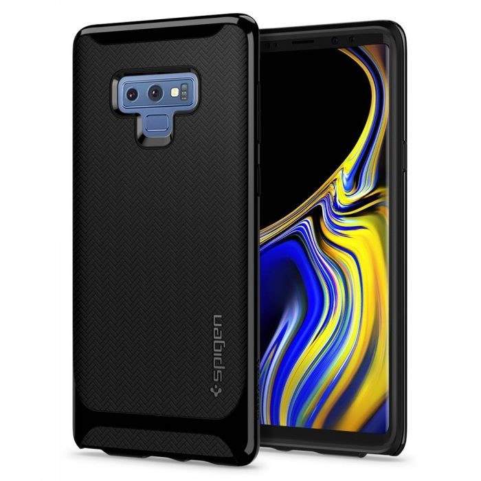 spigen neo hybrid samsung galaxy note 9 midnight black - spigen 8809613761412 10