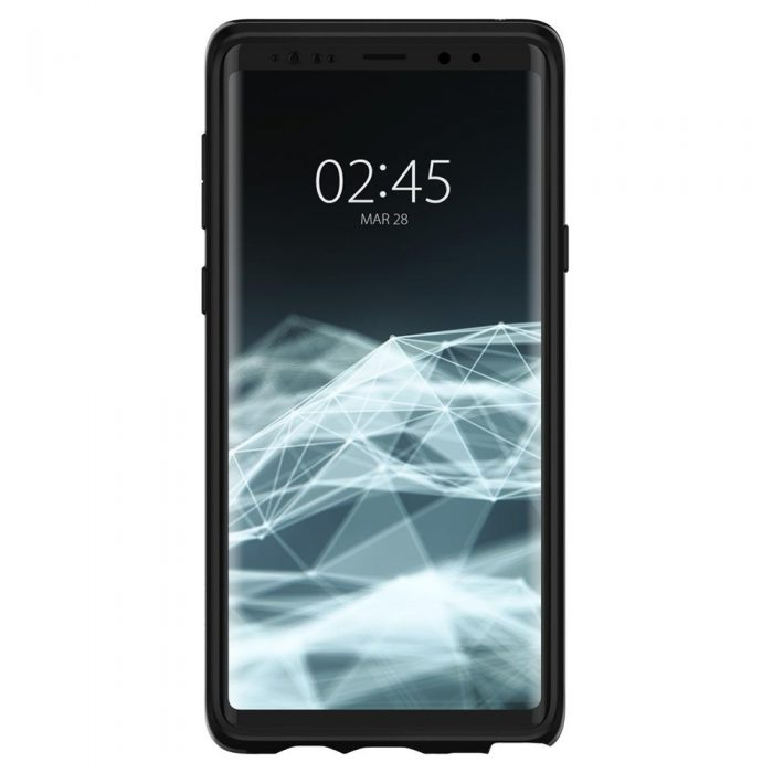 spigen neo hybrid samsung galaxy note 9 midnight black - spigen 8809613761412 5 1