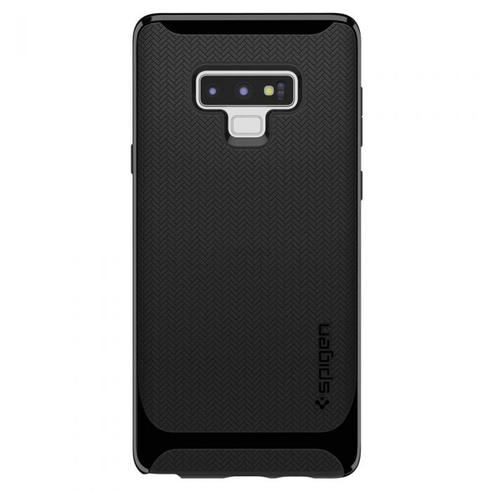 spigen neo hybrid samsung galaxy note 9 midnight black - spigen 8809613761412 6 1