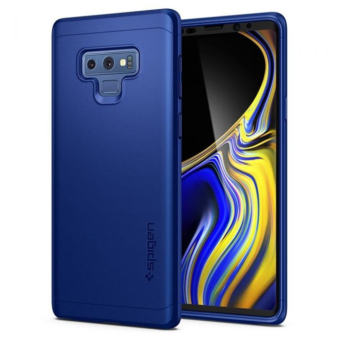 spigen thin fit 360 galaxy note 9 ocean blue - spigen 8809613765519 10