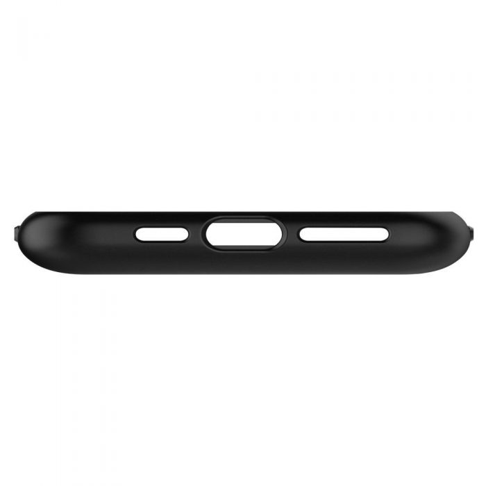 spigen slim armor cs apple iphone 11 pro max black - spigen 8809640259838 8