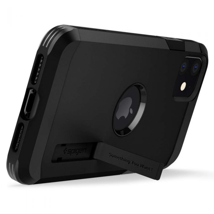 Spigen Tough Armor Apple iPhone 11 Black - SPIGEN 8809671010354 1