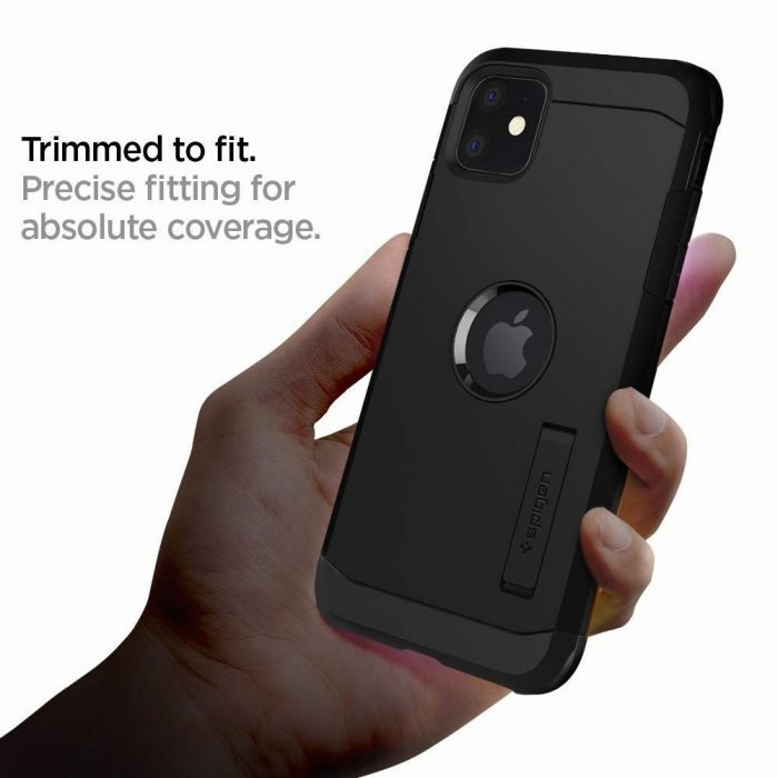 Spigen Tough Armor Apple iPhone 11 Black - SPIGEN 8809671010354 4