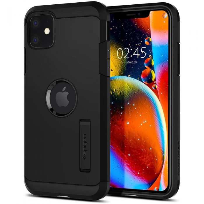Spigen Tough Armor Apple iPhone 11 Black - SPIGEN 8809671010354