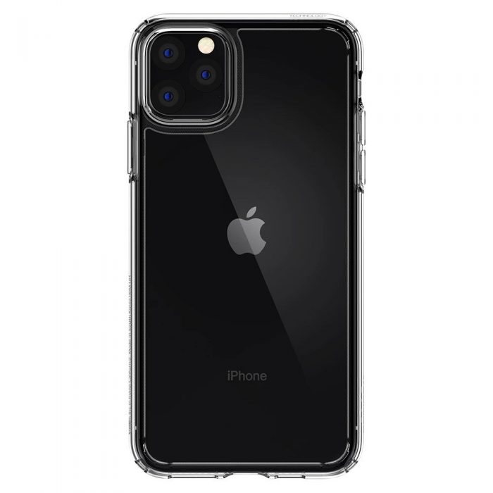 spigen ultra hybrid apple iphone 11 pro clear - spigen 8809671010781 4
