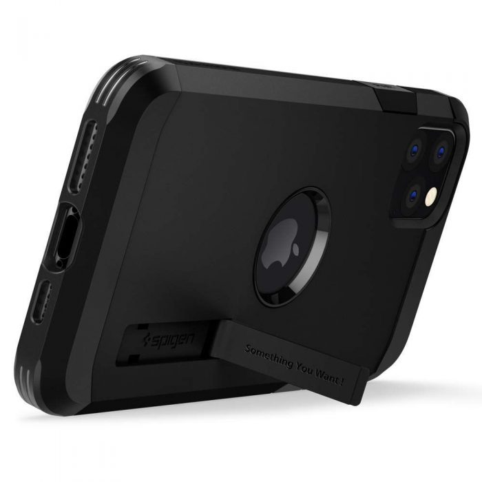 Spigen Tough Armor Apple iPhone 11 Pro Black - SPIGEN 8809671010859 2