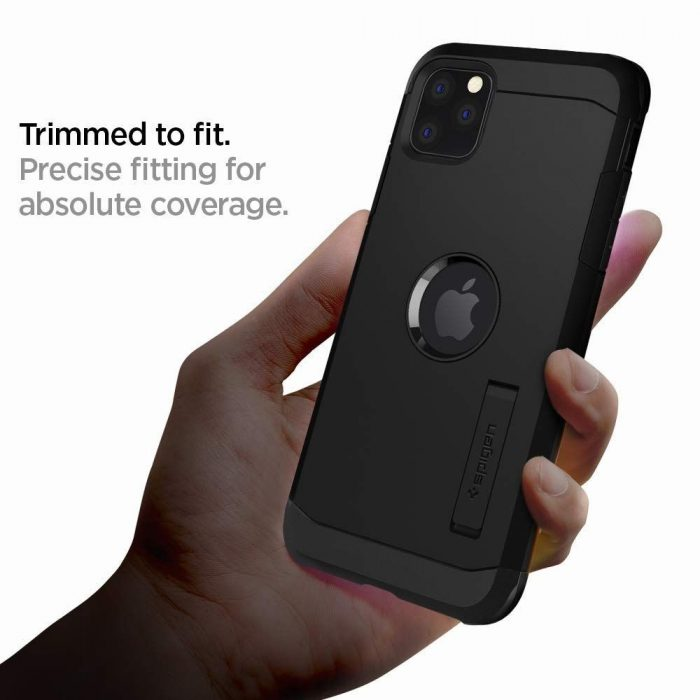 Spigen Tough Armor Apple iPhone 11 Pro Black - SPIGEN 8809671010859 3