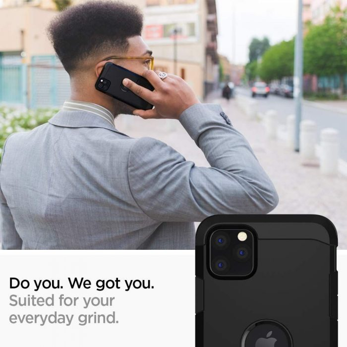 Spigen Tough Armor Apple iPhone 11 Pro Black - SPIGEN 8809671010859 6