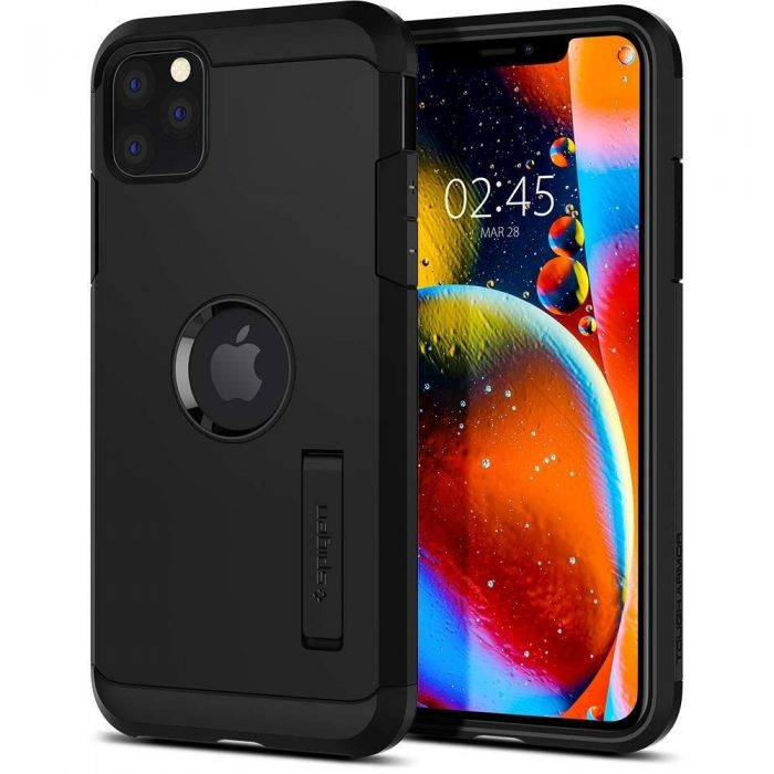 Spigen Tough Armor Apple iPhone 11 Pro Black - SPIGEN 8809671010859