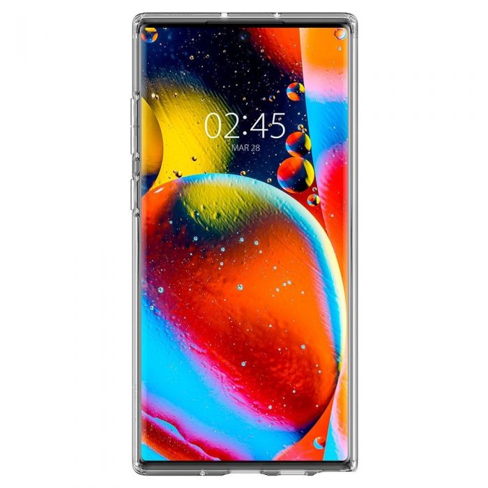 spigen ultra hybrid s samsung galaxy note 10+ plus clear - spigen 8809671011795 2 1