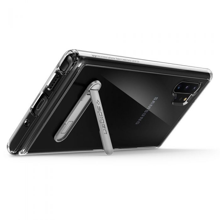 spigen ultra hybrid s samsung galaxy note 10+ plus clear - spigen 8809671011795 4